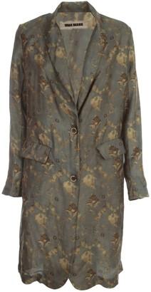 UMA WANG Katia Viscose Long Oversized Jacket