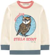 Stella McCartney Graphic organic cotton sweatshirt - Betty