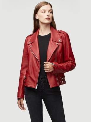 Frame PCH Leather Jacket