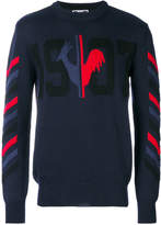 Rossignol embroidered jumper