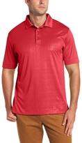 Cutter & Buck Men's Cb Drytec Sullivan Embossed Polo Shirt