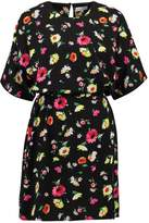 Warehouse WOODSTOCK FLORAL Day dress multi