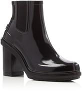 Hunter Refined High Heel Rain Boots