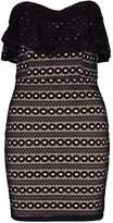 Miss Selfridge Cocktail dress / Party dress black