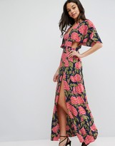 Kimono Maxi Dresses - ShopStyle