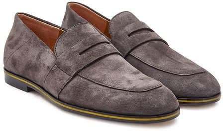 f6228f55ff8e1 Men Gray Suede Loafers | over 400 Men Gray Suede Loafers | ShopStyle