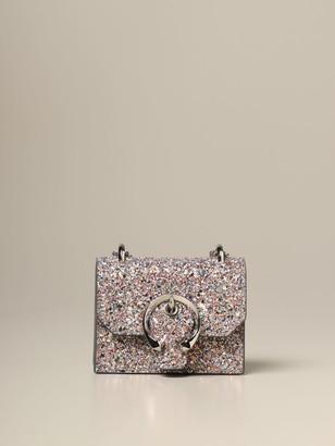 Jimmy Choo Mini Bag Mini Paris Glitter Bag