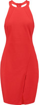 Halston Ponte mini dress