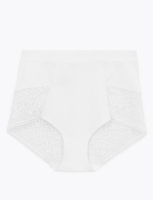 Marks and Spencer Body Medium Control High Waisted Shaping Knickers