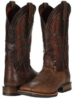 Ariat Cowhand Venttek (Toffee Crunch/Light Cacao) Cowboy Boots
