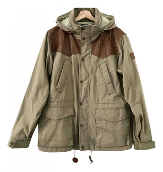 Penfield Brown Polyester Jackets