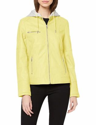 Cecil Women's 211093 Faux Leather Jacket
