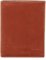 Fossil Lufkin Leather Passport