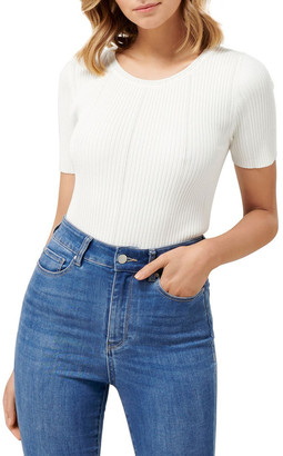 Forever New Daniella Stitch Knit Tee