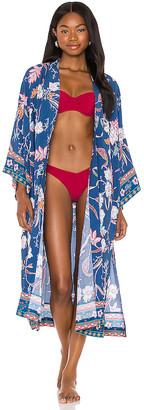 Seafolly Balinese Retreat Kimono