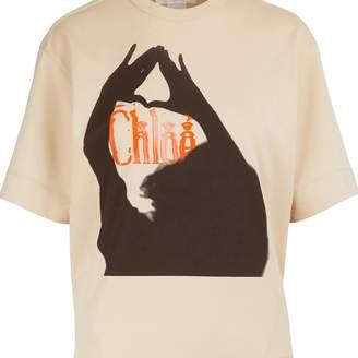 Chloé Limited edition - Logo T-shirt