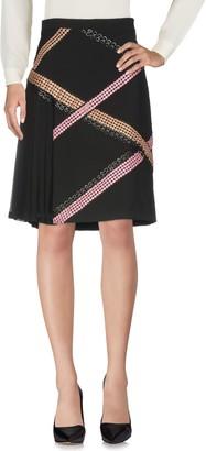 MARIA GRAZIA SEVERI Knee length skirts