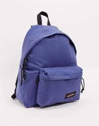 Eastpak padded backpack in blue