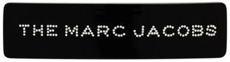 Marc Jacobs Black The Barrette Hair Clip