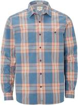 White Stuff Men's Papeda oxford check long sleeve shirt