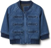 Gap babyGap | Disney Baby Dumbo denim band jacket