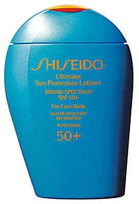 Shiseido Ultimate Sun Protection Lotion+ SPF 50+