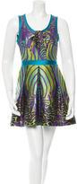 Proenza Schouler Sleeveless Printed Dress