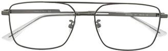 Bottega Veneta Pilot Frame Optical Glasses