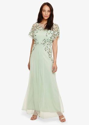 Phase Eight Carla Embellished Maxi Dress