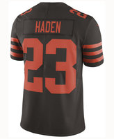 Nike Men's Joe Haden Cleveland Browns Limited Color Rush Jersey