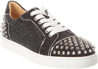 Christian Louboutin Vieira 2 Glitter Sneaker