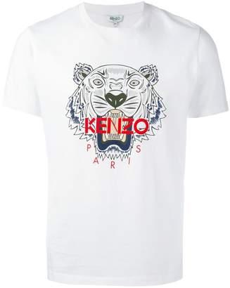 Kenzo tiger printed T-shirt