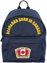 DSQUARED2 Canada Nylon Canvas Backpack
