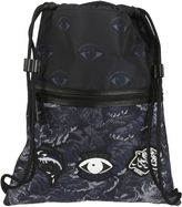 Kenzo Patterned Backpack