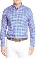 Bobby Jones Men's 'Evans' Regular Fit Long Sleeve Sport Shirt