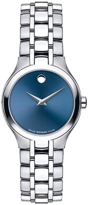 Movado Women's Collection Bracelet Watch, 26mm