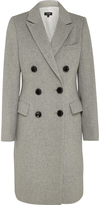 Oxford Bexley Button Front Coat Gry X