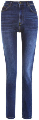 Whistles Mid Wash Skinny Jeans
