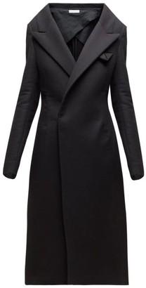 Bottega Veneta Double-breasted Cashmere Coat - Black