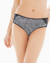 Soma Intimates Vanishing Tummy with Lace Hipster