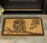 Owl Printed Door Mat