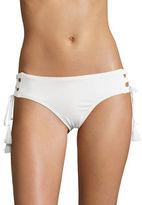 MICHAEL Michael Kors Side Lace-Up Bikini Bottom