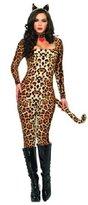 Leg Avenue Women's 3 Piece Cougar Catsuit Costume