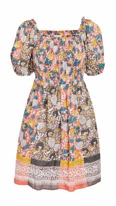 Velvet by Graham & Spencer Women's Taria Smocked Dress