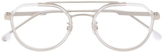 Carrera Round-Frame Glasses