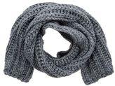 Jil Sander Navy Oblong scarf
