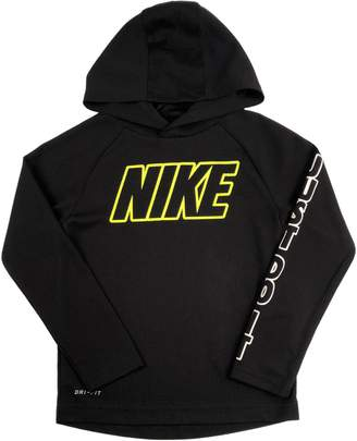 Nike Little Boy's Dri-FIT Pullover Thermal Hoodie