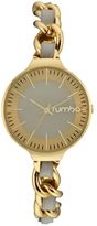 RumbaTime Orchard Chain Pewter Watch, 36mm