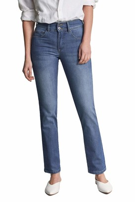 Salsa Slim fit Push in Secret Jeans Blue