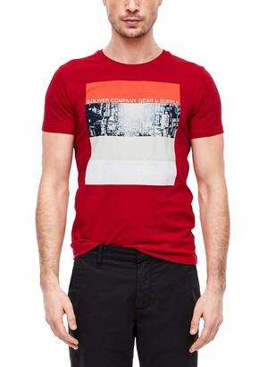 S'Oliver Men's T-Shirt Kurzarm
